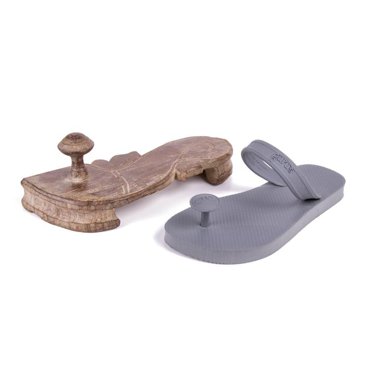 c9221b032eb376 Gurus Grey Sandals Granite